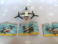 Lego Creator 3 in 1 Plane / Helicopter Set