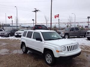 2012 Jeep Patriot NO PAYMENTS UNTIL FEB 2017..0 DOWN..oac Edmonton Edmonton Area image 2