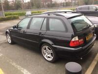 Bmw e46 touring 318 estate 2003