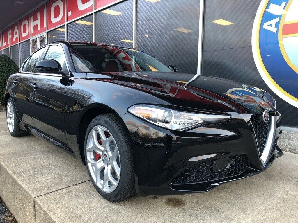 Great Choice on this Alfa Romeo Giulia Call Today Before it Sells!!!