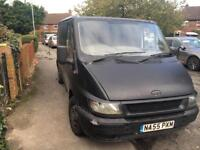 Ford transit 85 t280 Swb starts and drives perfect