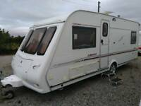 Compass liberte 2004 18 fr 4 berth fixed bed awning