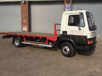 1989 Leyland Daf/ roadrunner 8.13 flat bed lorry. New mot lovely truck