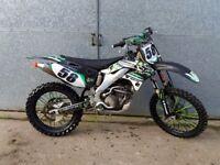KXF 250 2008 *REDUCED*