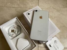Apple iPhone 8 silver 64GB unlocked