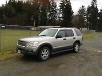 2006 Ford Explorer loaded