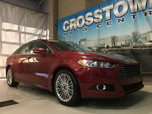 2016 Ford Fusion SE AWD LUXURY NAV SUNROOF