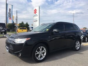 2014 Mitsubishi Outlander GT ~All-Wheel Drive ~7-Pass Seating ~3