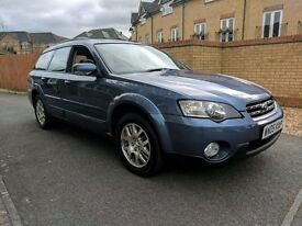 LEGACY OUTBACK - AUTOMATIC - TOP SPEC LEATHER /PANROOF