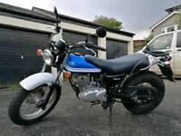 2016 Suzuki van van 125cc