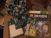 Xbox360 Lego dimensions & board