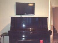 Upright Yamaha Piano U3S Excellent piano!