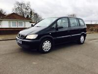 ZAFIRA 2004-1.6 CLUB-7 SEATER CLEAN IN OUT HPI CLEAR START DRIVES BRILLIANT GOOD RUNNER NO ISSUE
