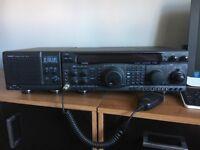 Yaesu ham radios as new