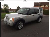 2004 LANDROVER DISCOVERY 3 TDV6 RANGEROVER WHEELS PRIVATE PLATE