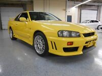 1998 Nissan GT-R GT TURBO!! CLEAN! FINANCING AVAILABLE