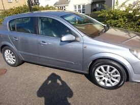 2006 VAUXHALL ASTRA - LADY OWNER