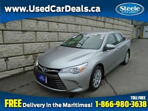 2015 Toyota Camry LE Auto Air Fully Equipped Alloys Cruise