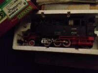 Used LGB locomotive 2080 d garden gage boxed