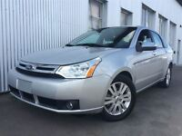 2011 Ford Focus SEL, 0 down $99/bi-weekly OAC