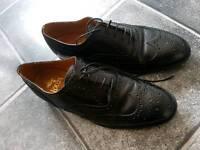 Mens brogue shoes size 9
