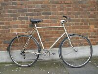 Mens/Gents Vintage Raleigh Esprit Bike