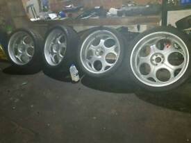 Alloy wheels 5x120 bmw