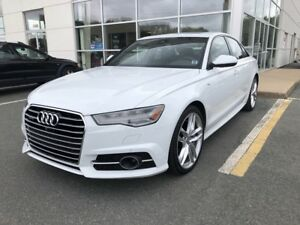 2016 Audi A6 3.0T Technik Beautiful Ride, Like new Condition