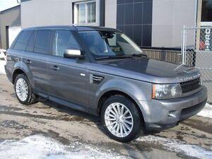 2011 Land Rover Range Rover Sport 4x4 HSE LUXURY GARANTIE 3/60