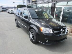 2012 Dodge Grand Caravan CREW MODEL WITH STOW-N-GO
