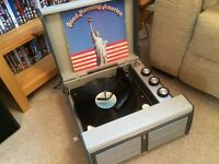 Classic Bush Record player. Fully working.