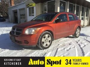 2009 Dodge Caliber SXT/LOW, LOW KMS/POWER MOONROOF!