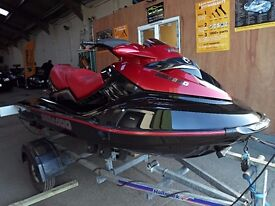 SEADOO RXT 215 SUPERCHARGED 2006 RED/BLACK 3 SEATER