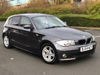 BMW 1 SERIES 120i M SPORT 5 DOOR