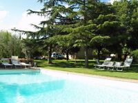 Apartment 2+2 direct owner for holiday in Tuscany near Florence with swimmingpoll and free wifi