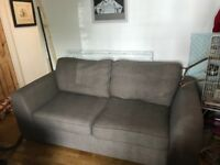DFS 3 seater sofa in Taupe. Very comfy. £50. Collection only.