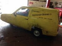 Trotter van for sale. Real genuine authentic replica :)