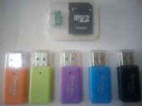 Memory card TF card micro sd 128gb clase 10