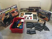 Scalextric huge bundle. Classic style. Collect Stamford Bridge