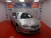 Vauxhall Astra SE(AUTOMATIC) FREE MOT'S AS LONG AS YOU OWN THE CAR!!! (silver) 2012