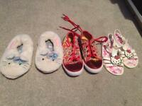 Size 9 girls shoes