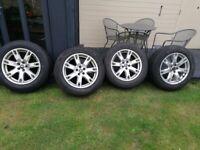 Landrover evoque wheels