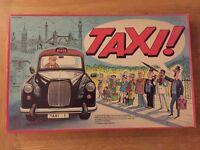 Taxi! Board Game
