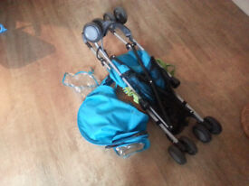Mothercare BACKSPIN Buggy/Stroller