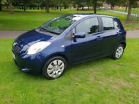 Toyota yaris 1.3 vvti 2006 * lady owner * 5 door *