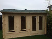 NEL Log Cabins and Shed Installations