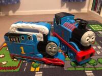 Thomas the tank engine carry storage cases