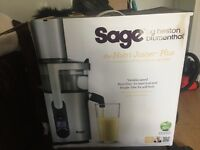 heston blumenthal jucier for sale used twice kitchen too small for juicer for sale £70