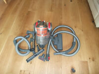 Vax Vaccuum with Steam Cleaner