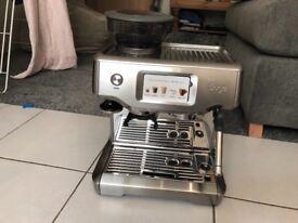Sage Touch Coffee Machine - Heston Blumenthal